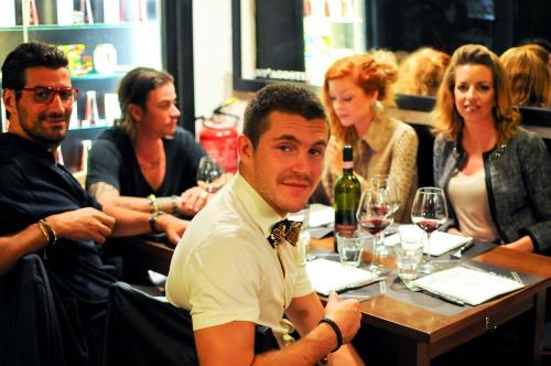 middag på Italienska!
