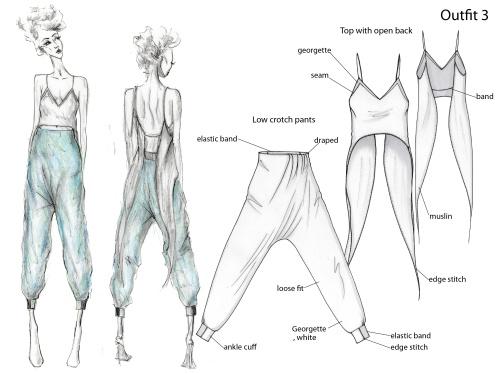 Flats outfit 3, spiritual me